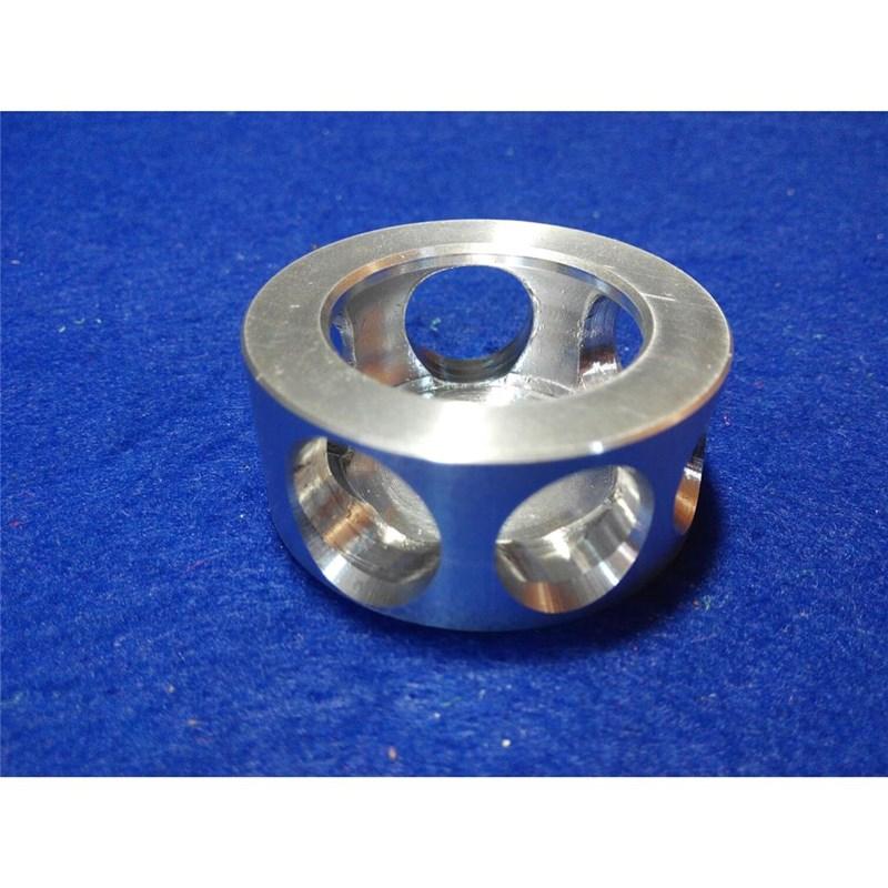 Pieza mecanizada en Aluminio