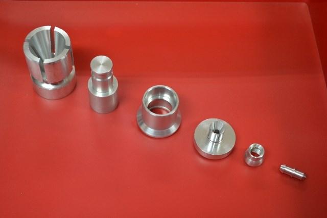 Piezas Aluminio
