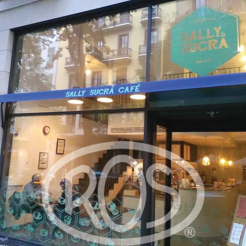 Sally Sucra Café - Toldos ROS