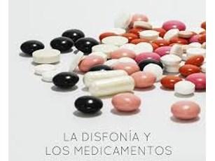 Medicación en la disfonía (y III)