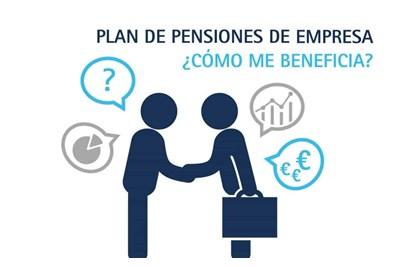 El plan de pensiones de empresa
