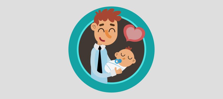 Aumento de la paternidad