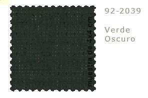 92-2039 Verde Oscuro