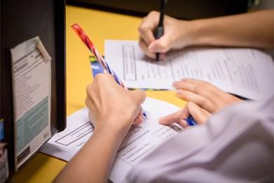 Tiempos de solicitud de una prueba pericial