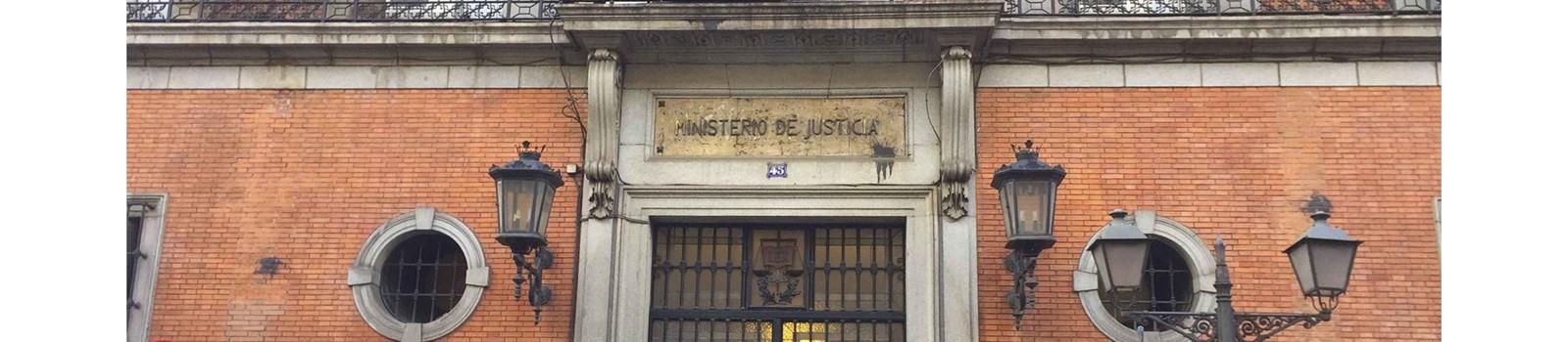 Tasas judiciales en la Administración de la Justicia