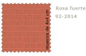 92-2014 Rosa fuerte