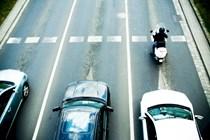 Multas de 15 euros a lo vehículos que circulen por Madrid sin la pegatina ambiental