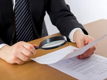 Informe pericial en un despido por causas económicas