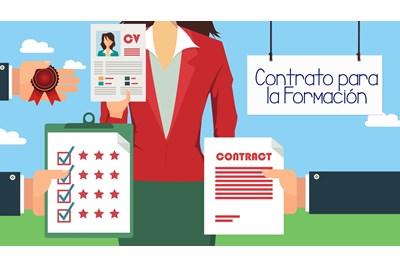 Nuevo incentivo en el contrato para la formación
