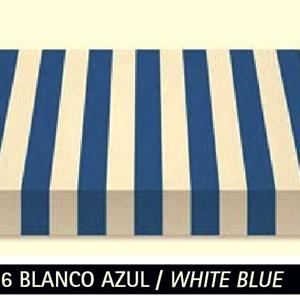 R-016 Blanco Azul