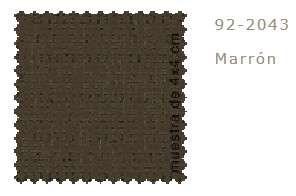 92-2043 Marrón