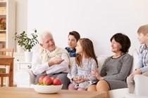 El mínimo por descendientes puede aplicarse también por los nietos