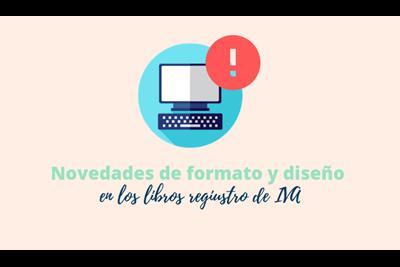 NUEVO FORMATO DEL LIBRO REGISTRO DE IVA