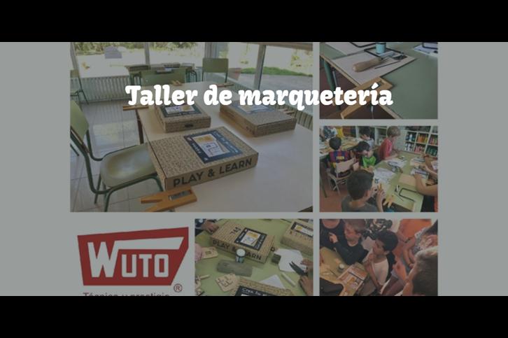 TALLER DE MARQUETERÍA
