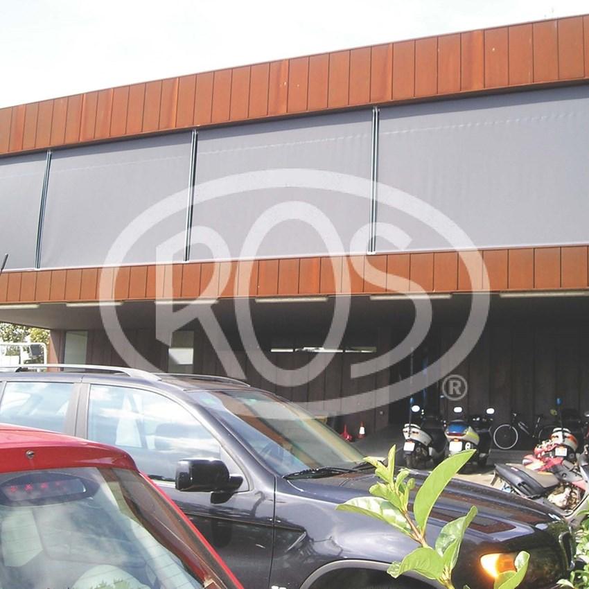 Oficina Mossos d&#39 esquadra - Toldos ROS