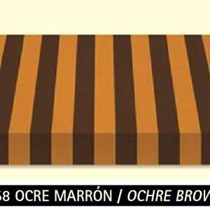 R-058 Ocre Marrón