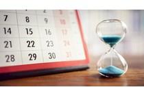 Calendario fiscal del mes de diciembre