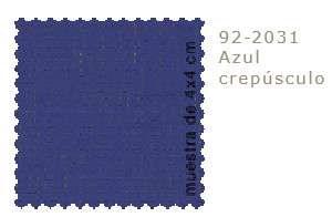 92-2031 Azul crepúsculo
