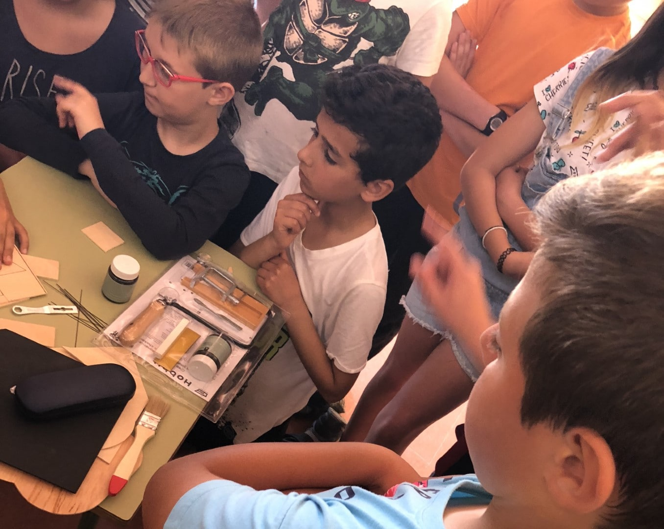 30 kid's workshop