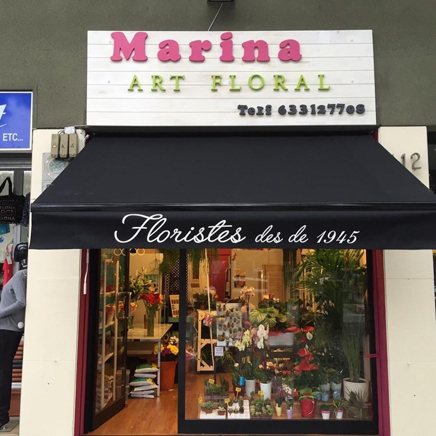 Marina Art Floral - Toldos ROS
