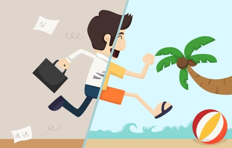 ¿Vacaciones fijas por contrato?
