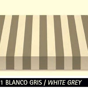 R-061 Blanc Gris