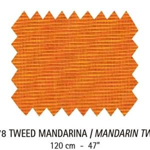 R-778 Tweed Mandarina