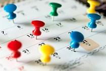 Calendario del contribuyente: octubre 2019