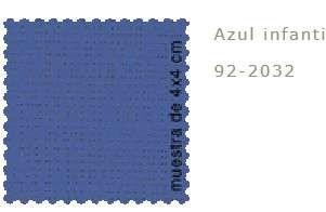 92-2032 Azul infantil