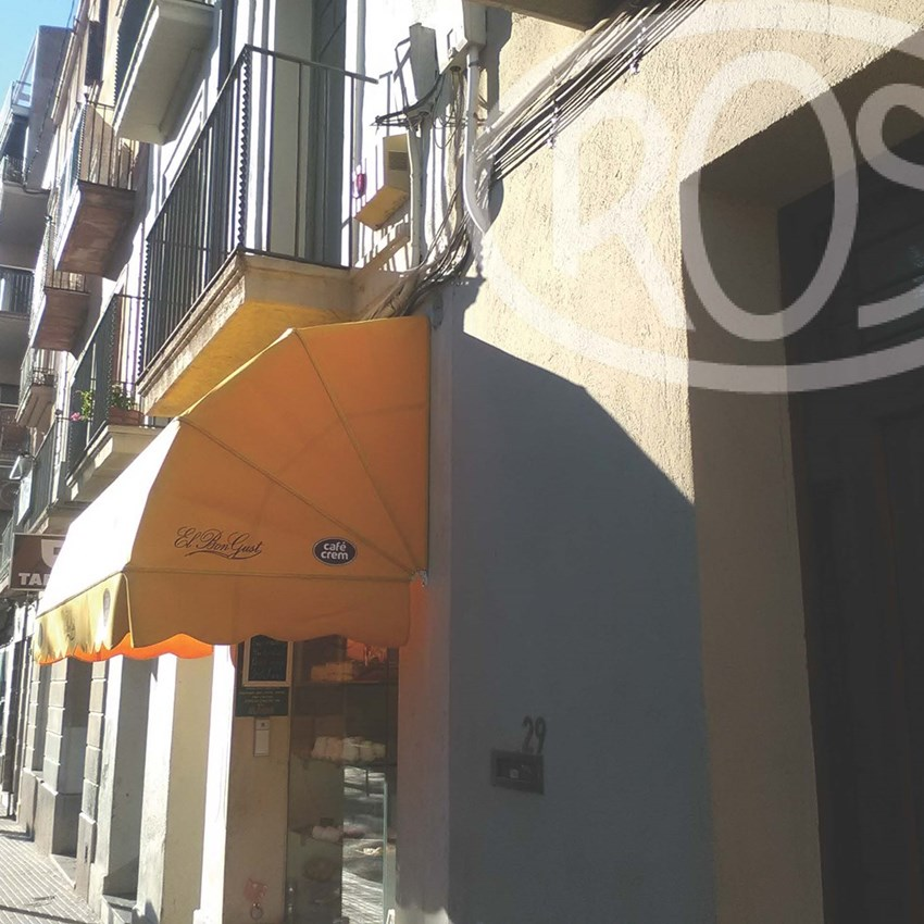Cafeteria El Bon Gust - Toldos ROS