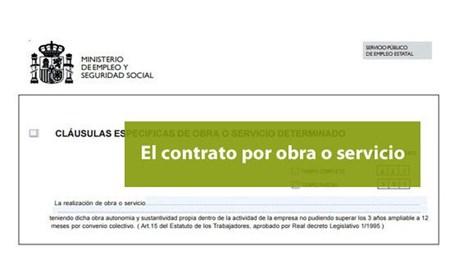 Cambio de doctrina sobre la utilización de contratos para obra o servicio determinado vinculados a contratas mercantiles