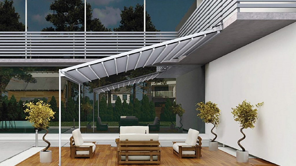 Pérgola Aquatic
