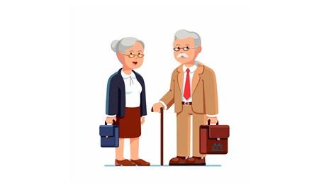 La jubilación activa