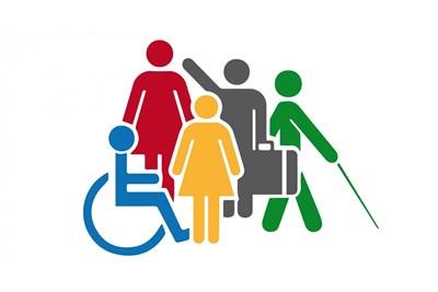 Cónyuge con discapacidad