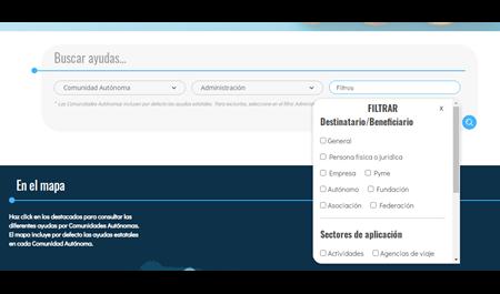 """El acceso a """"Reactivatur"""", la web para ayudas a la hostelería tras la pandemia Covid-19"""
