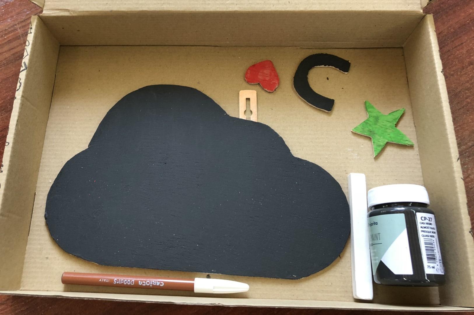 13 nube chalk paint
