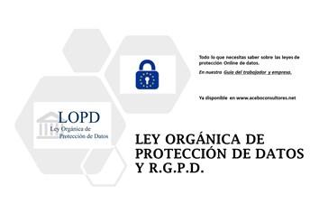 ¿Qué es la Ley de protección de datos Online?