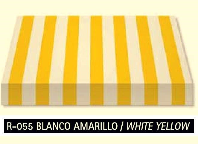 R-055 Blanco Amarillo
