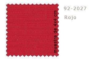92-2027 Rojo