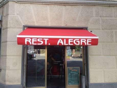 Restaurante Alegre - Toldos ROS